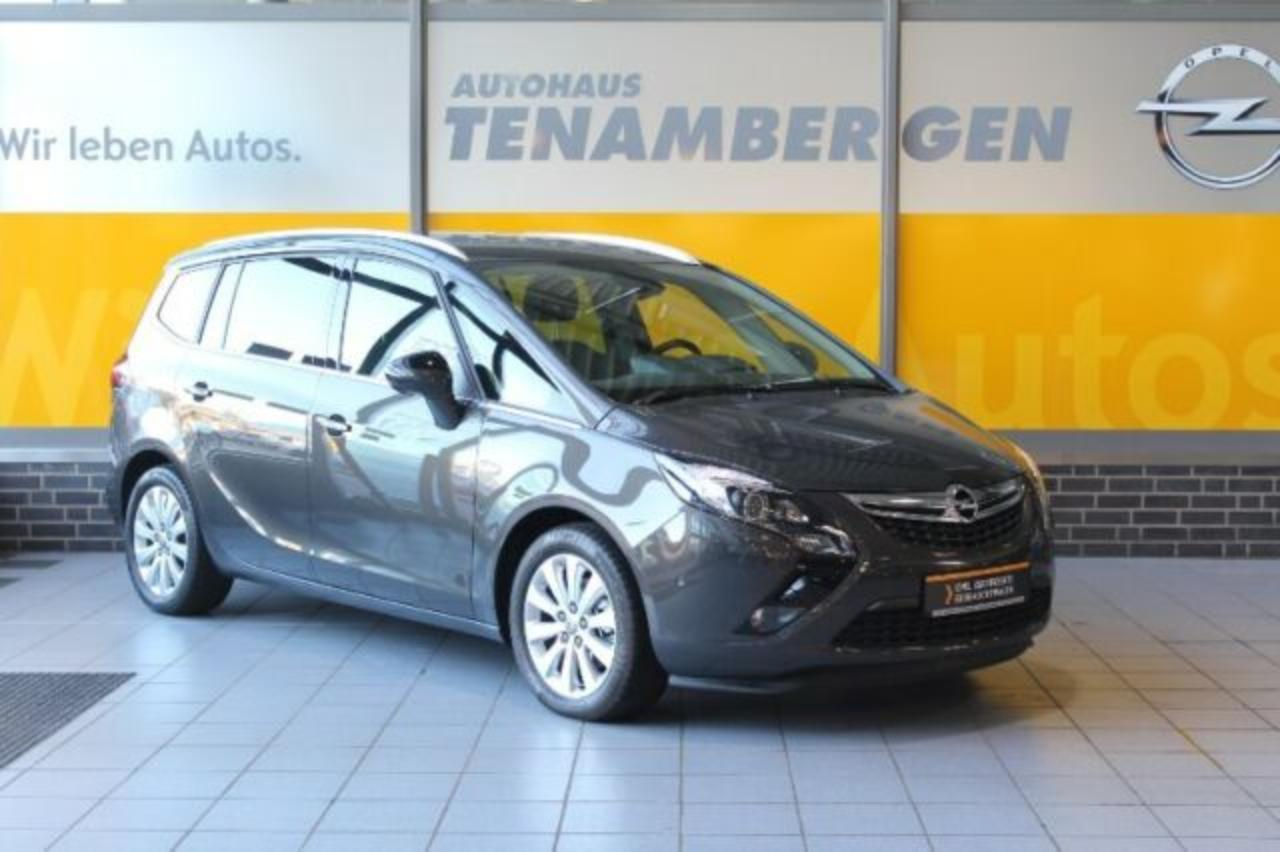 Opel Zafira Tourer 2.0 CDTI 170 PS Innovation Leder