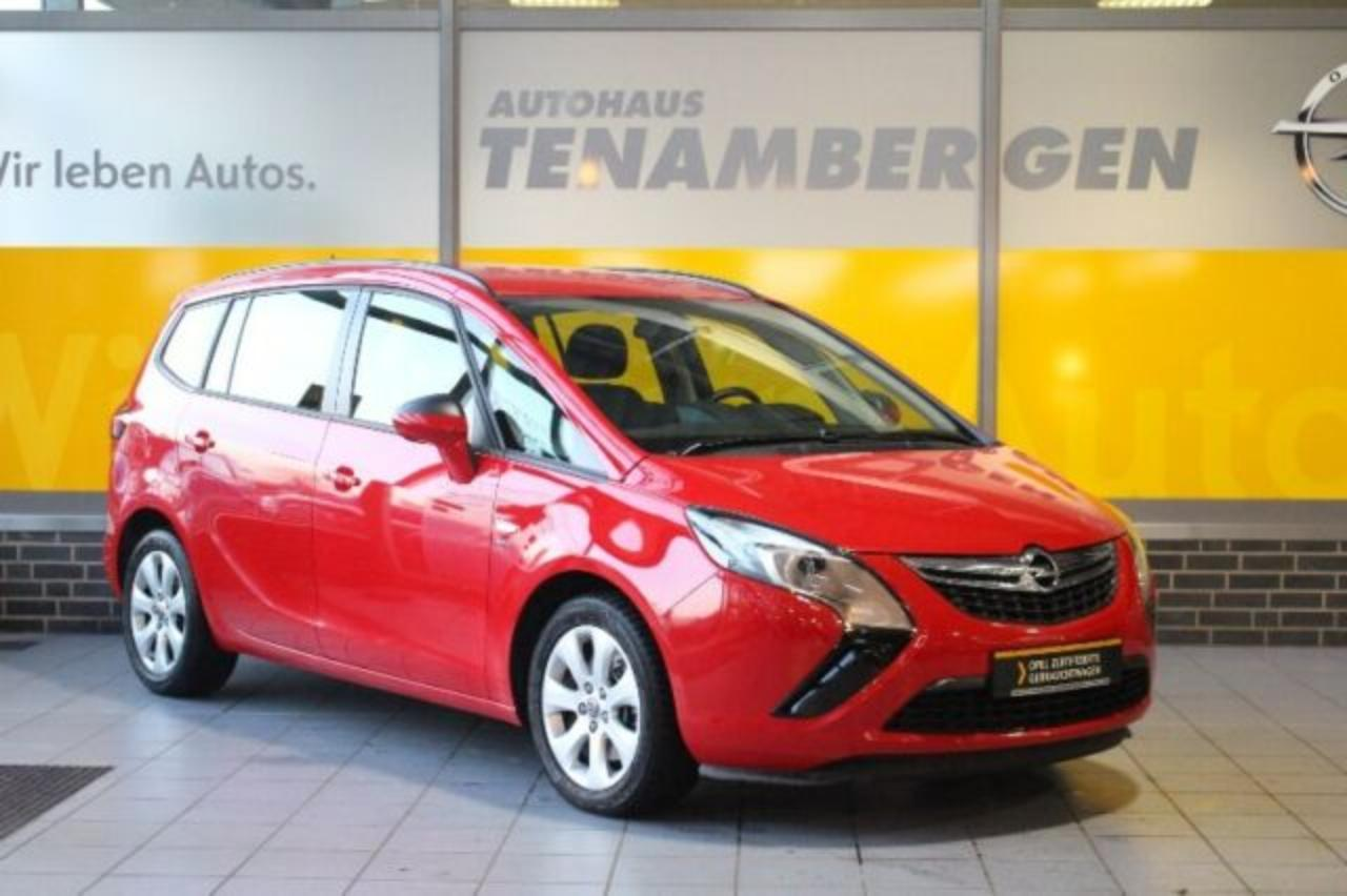 Opel Zafira TOURER Innovation 1.6 CDTI 136 PS Kamera