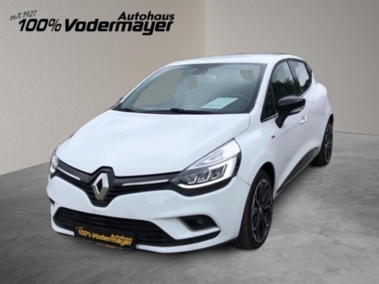 Renault Clio IV BOSE Edition TCe 120