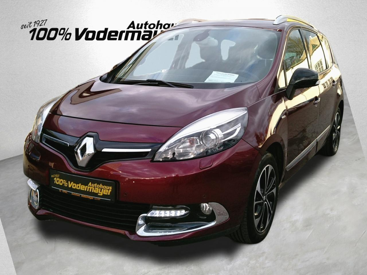 Renault Grand Scenic Bose Edition Energy dCi 130
