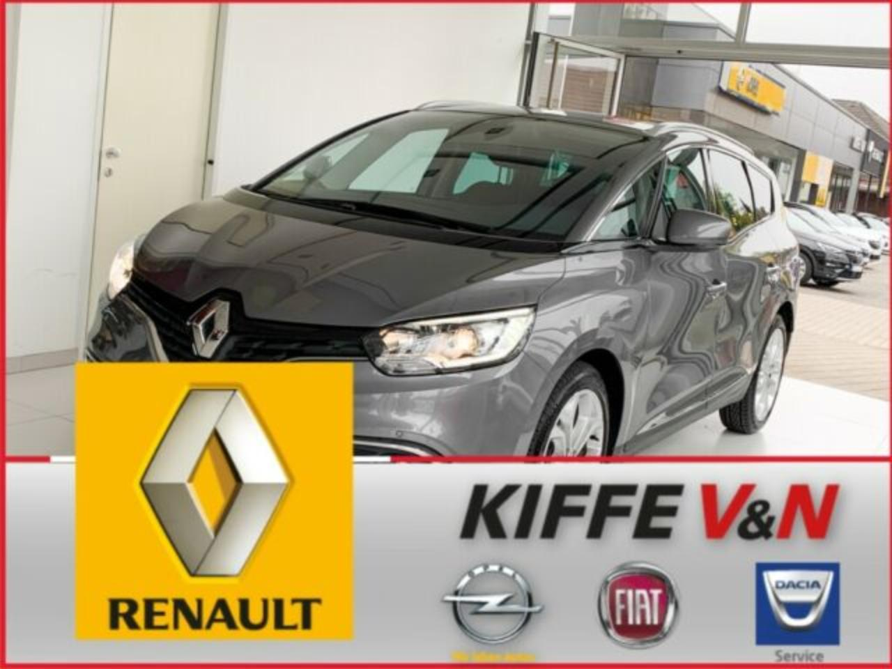 Renault Grand Scenic 1.2 TCe 115 DAB Alu Panorama-Fronts