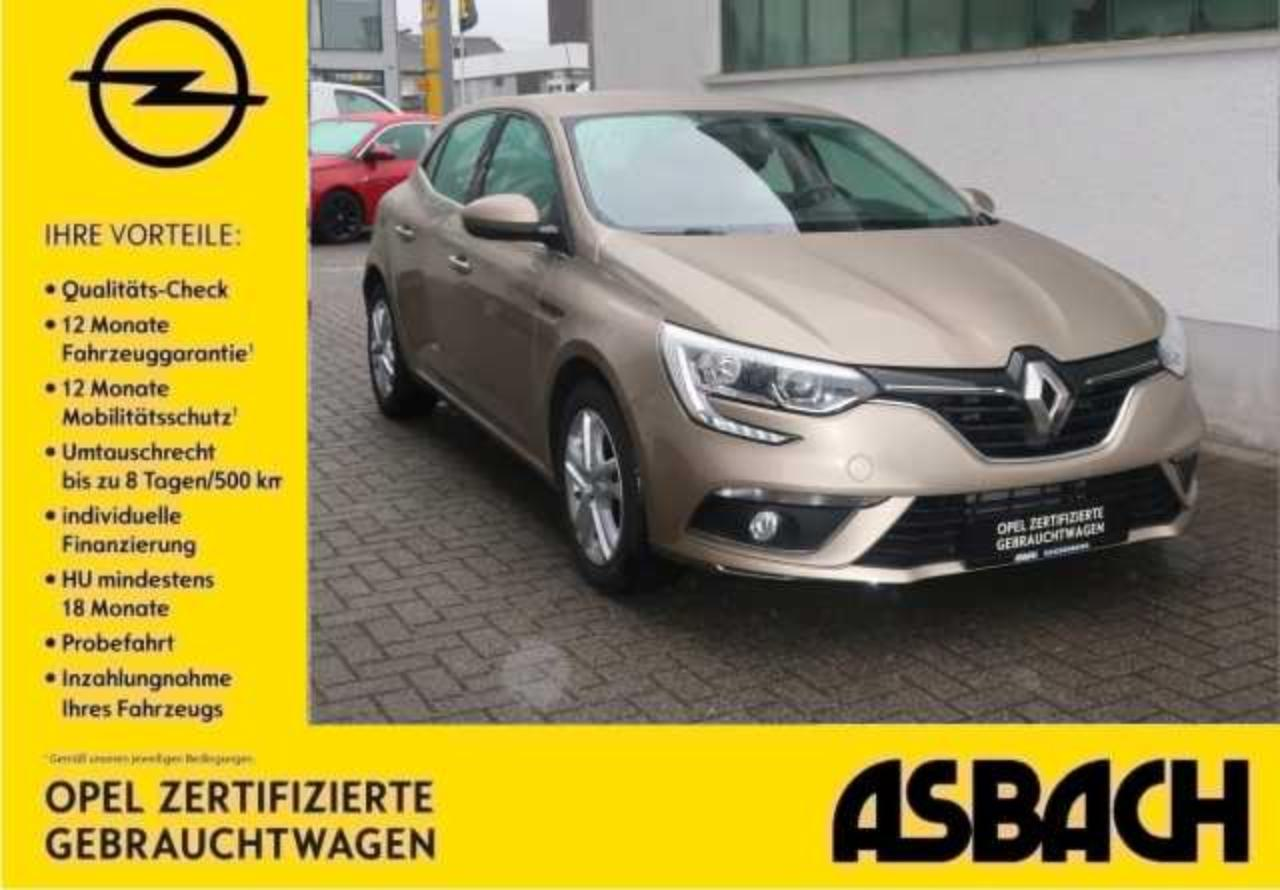 Renault Megane IV TCe 100 Experience