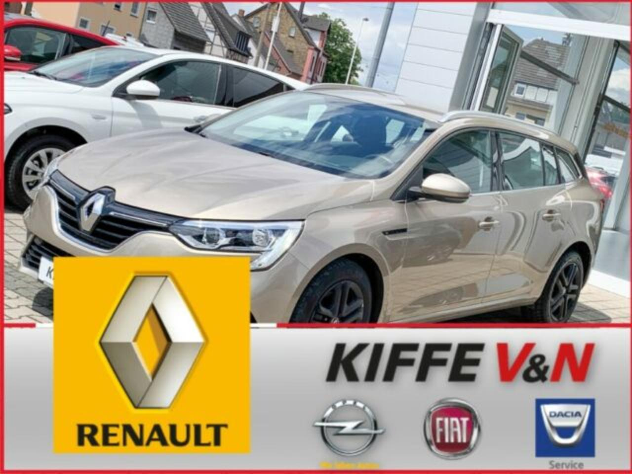 Renault Megane 1.2 Grandtour Experience TCe 100 PDC DAB