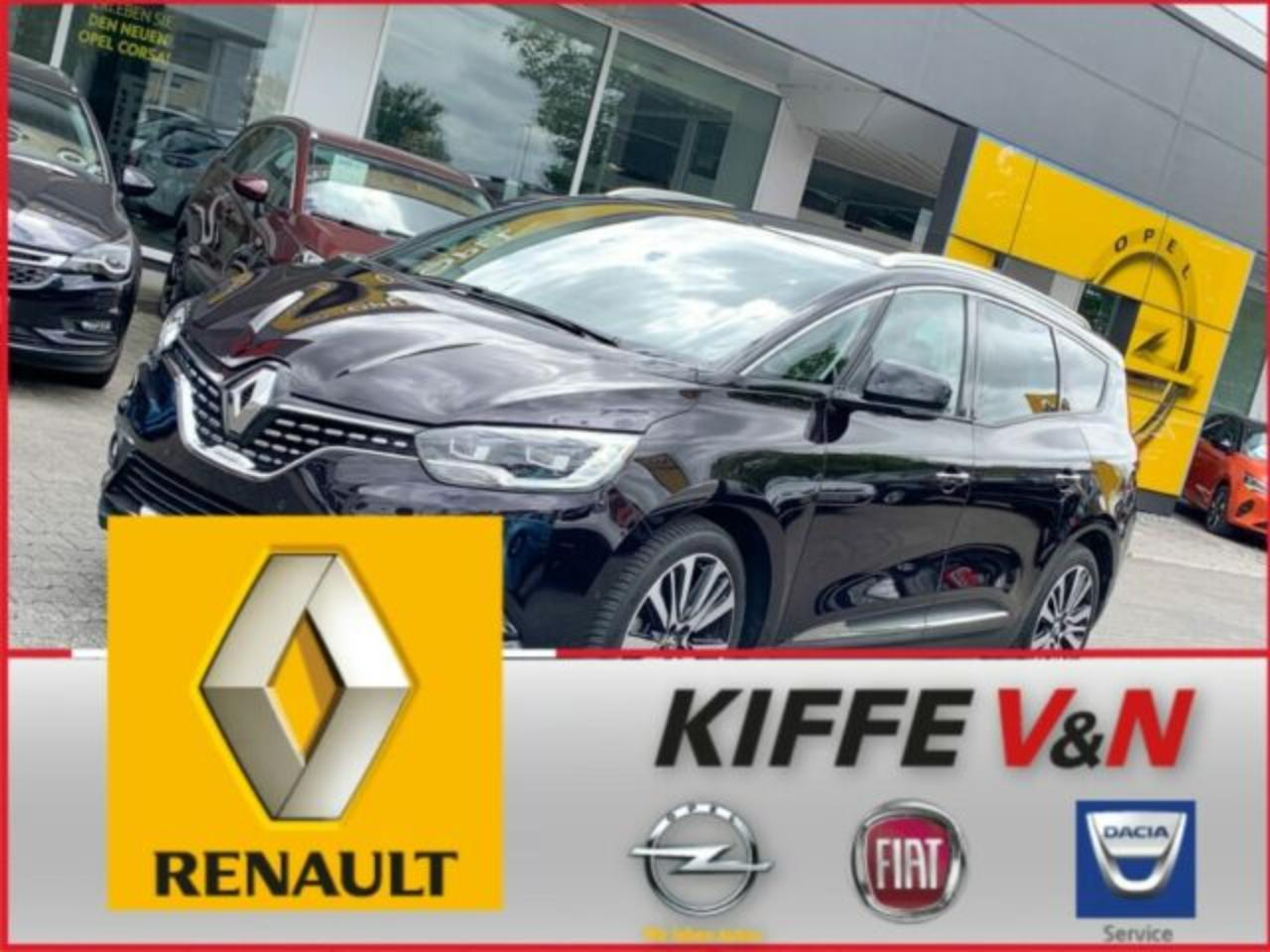 Renault Scenic Grand Initiale Paris dCi 160 LED Head-UP