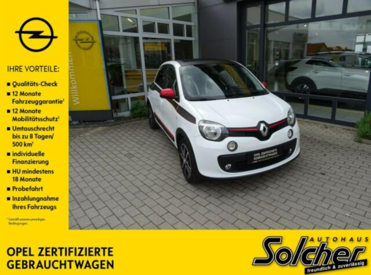 Renault Twingo 0.9 TCe 90 Intens Energy Faltschiebedach