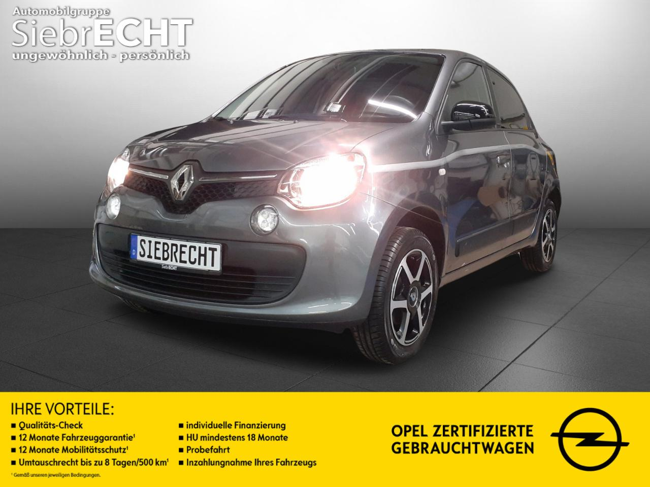 Renault Twingo Limited 0.9 TCE Energy*BT*AUX-IN*PDCh*SHZ