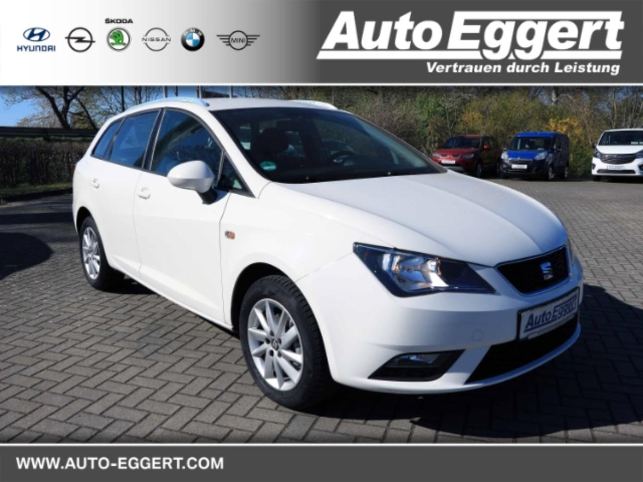 Seat Ibiza ST Reference 1.2 12V Sperrdiff. Seitenairb. TRC AS