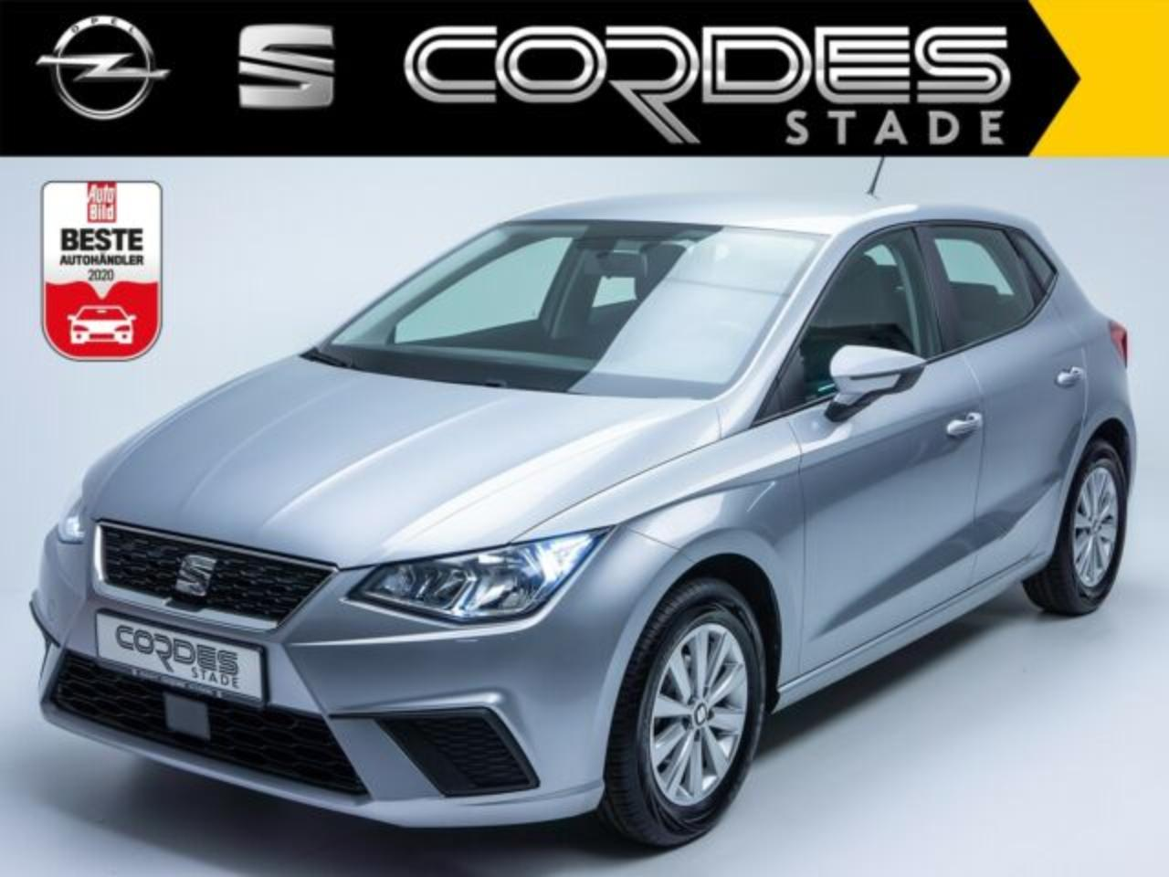 Seat Ibiza Style 1.0 Start-Stop Bluetooth Klima (64)
