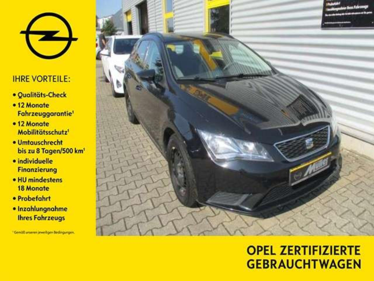 Seat Leon Reference ST (5F8)