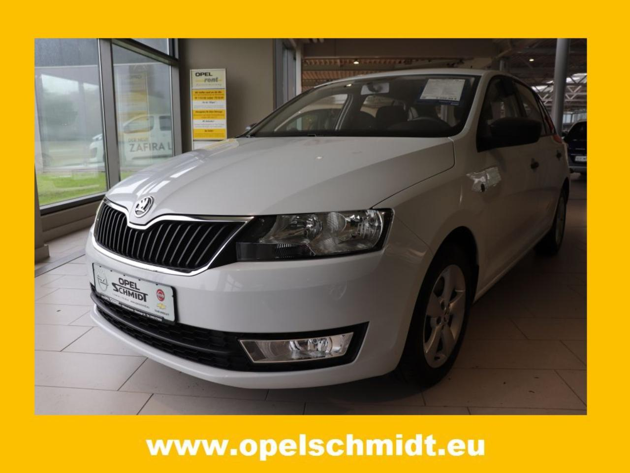 Skoda Rapid Spaceback 1.2 TSI Active