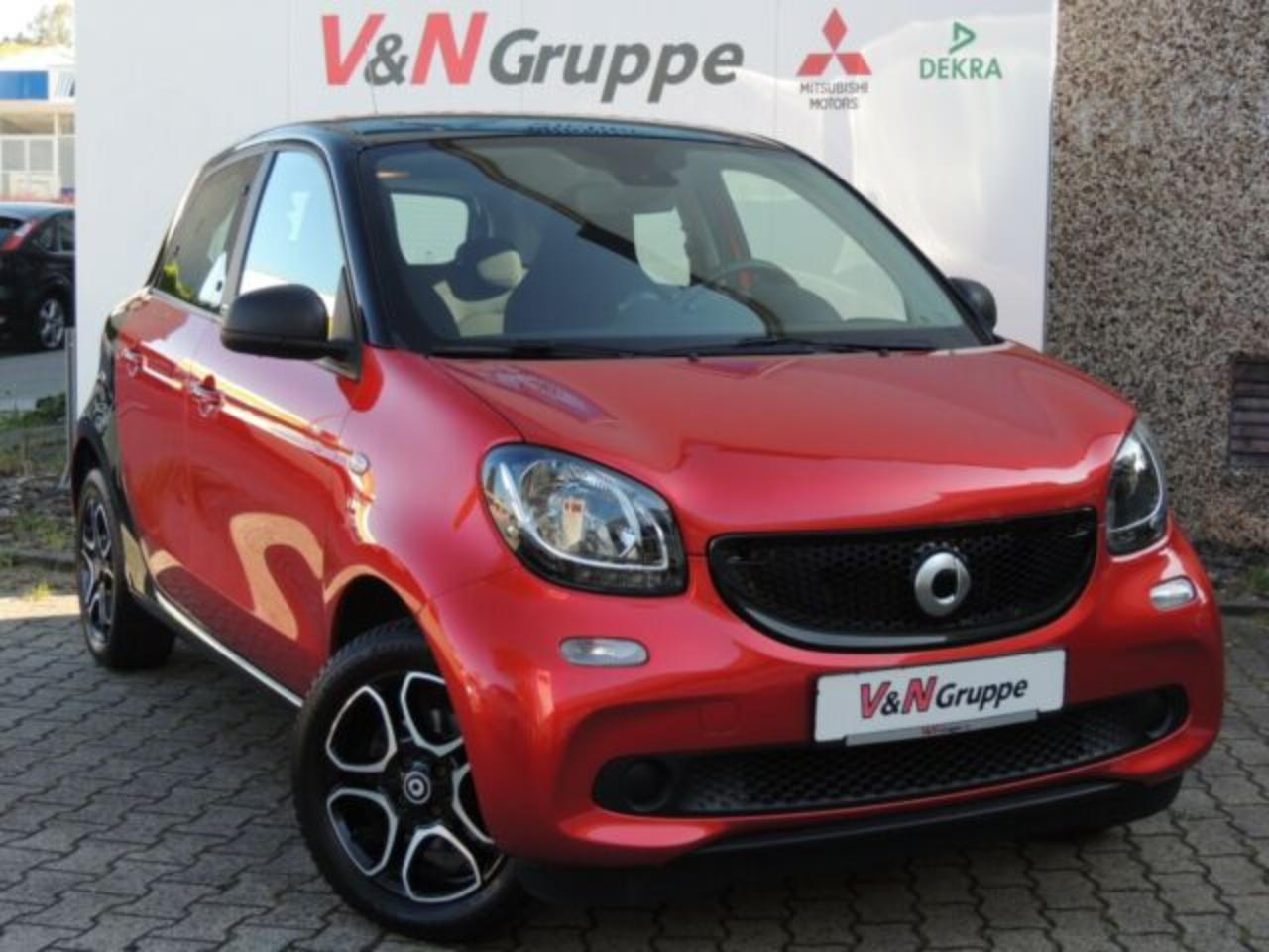 Smart Forfour PASSION COOL&AUDIO SHZ LED MULTILENKRAD