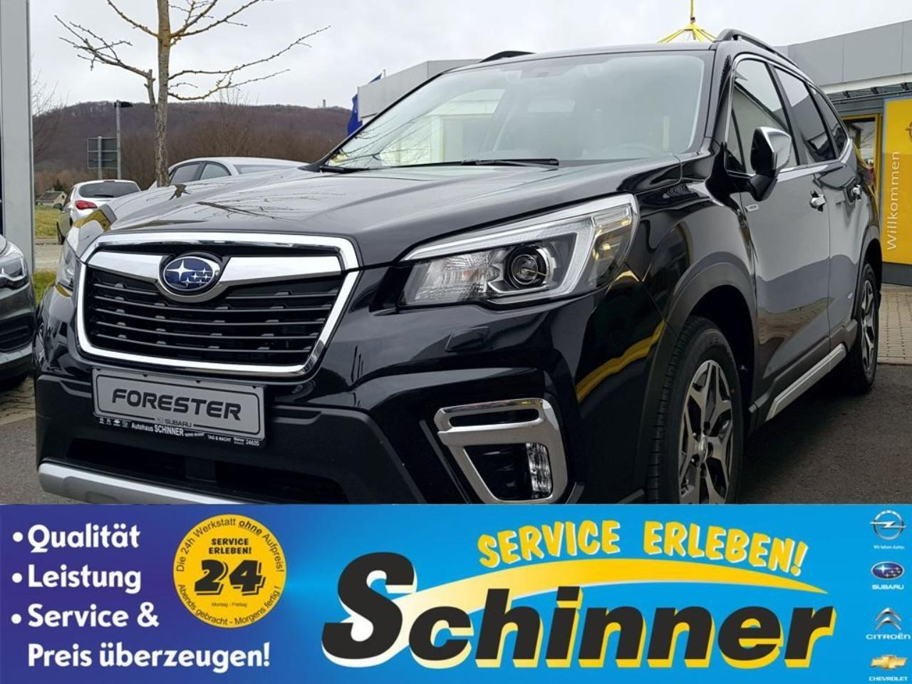 Subaru Forester 2.0ie Lineartronic Active e-Boxer