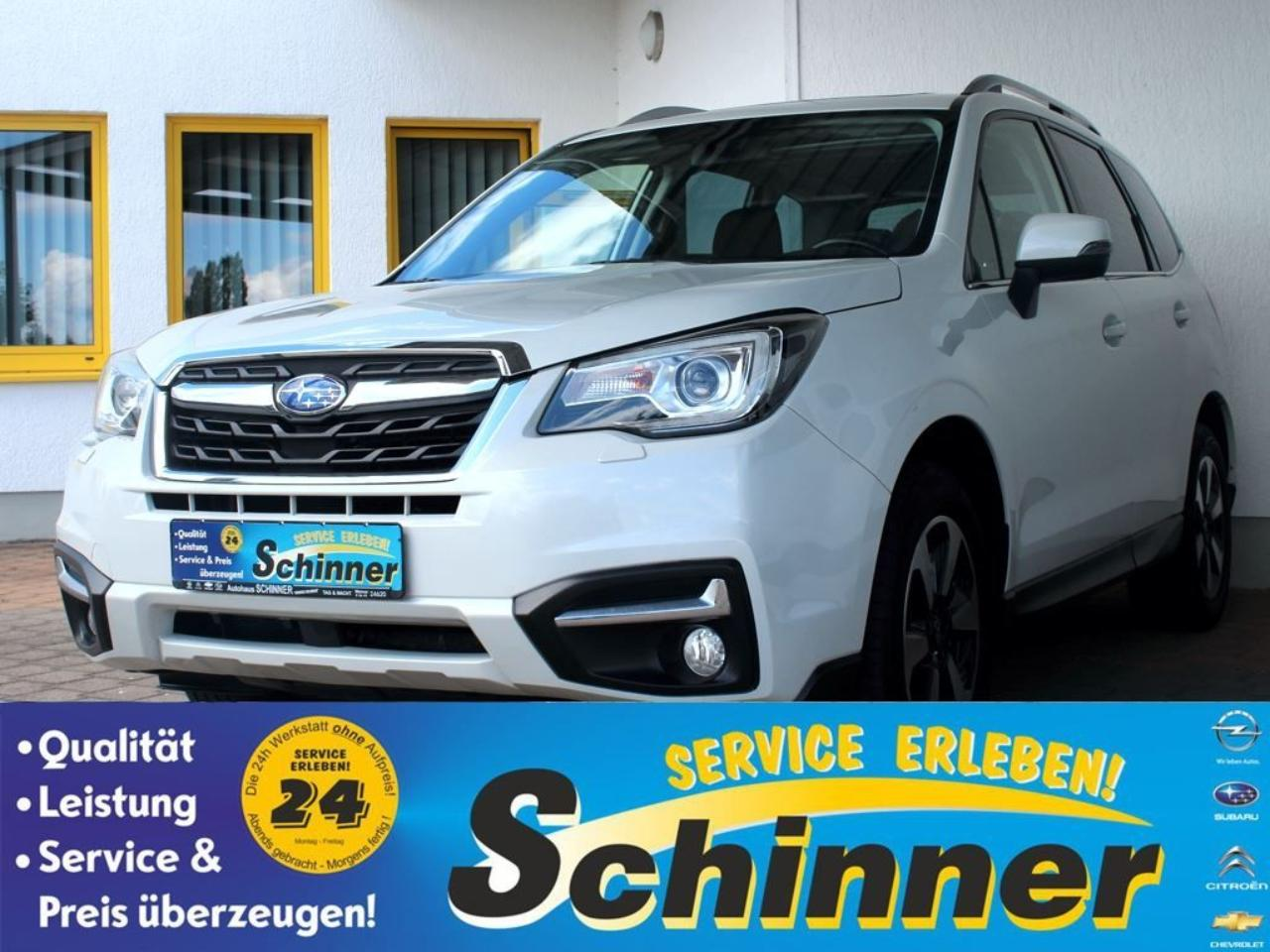 Subaru Forester 2.0D Lineartronic Exclusive