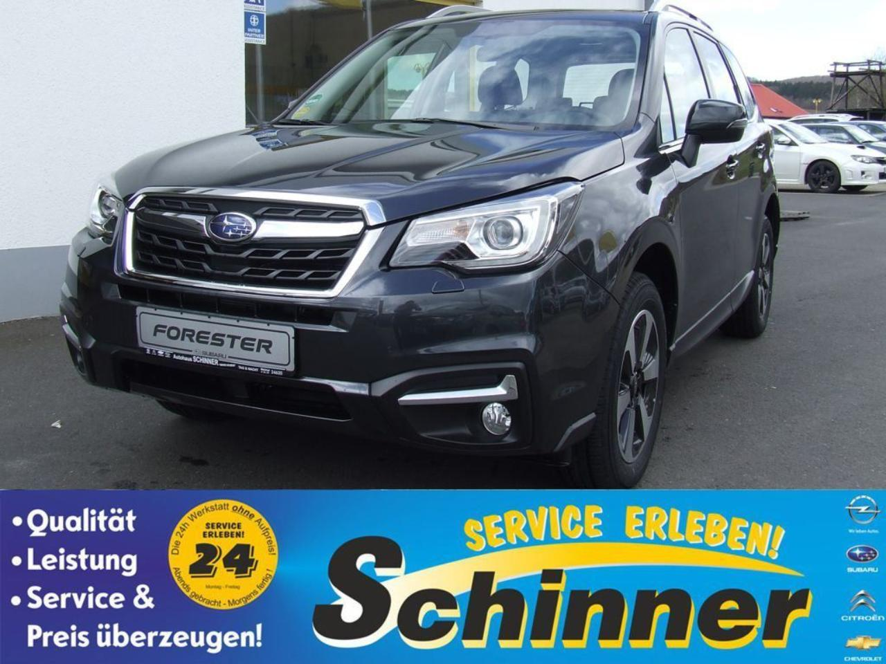 Subaru Forester 2.0D Lineartronic Exclusive Modell 2017