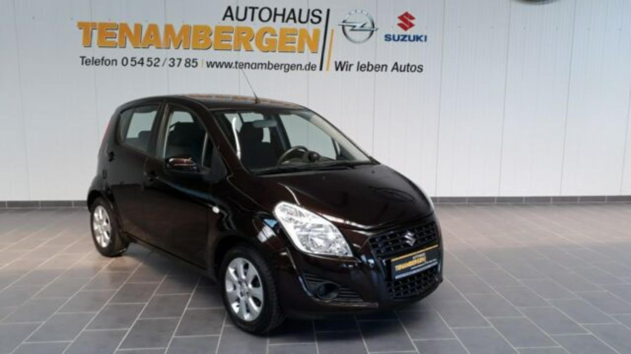 Suzuki Splash 1.2 Club / Klima / Alu