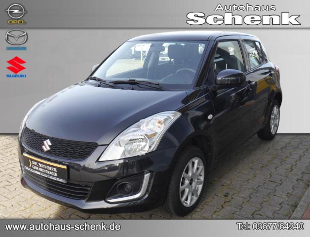 Suzuki Swift SWIFT 1,2 5D M/T CLUB 4X4
