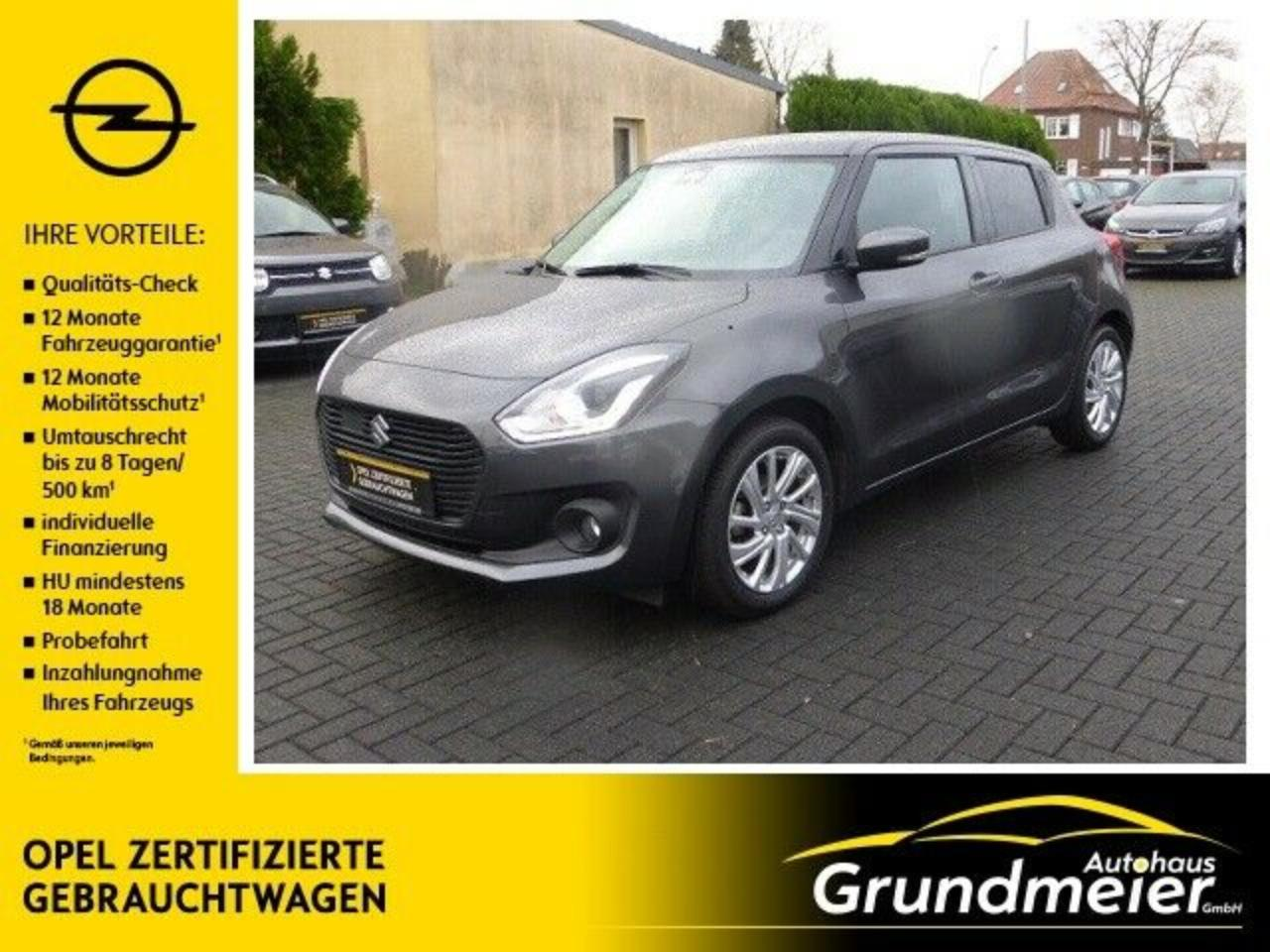 Suzuki Swift 1.0 Booster/Comfort+/Hybrid