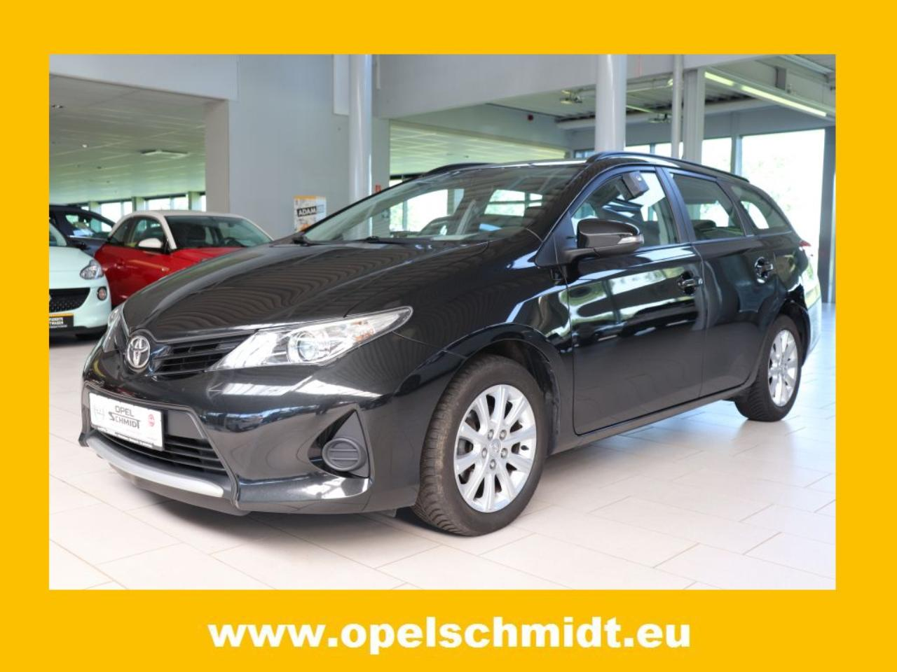 Toyota Auris 1.33 Dual-VVT-i Touring Sports Cool