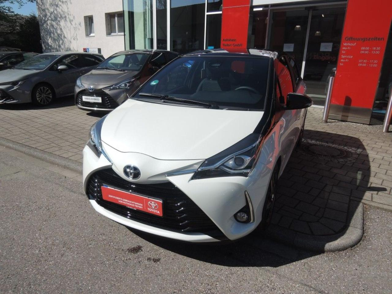 Toyota Yaris 1,5-Dual-VVT-iE Style Selection