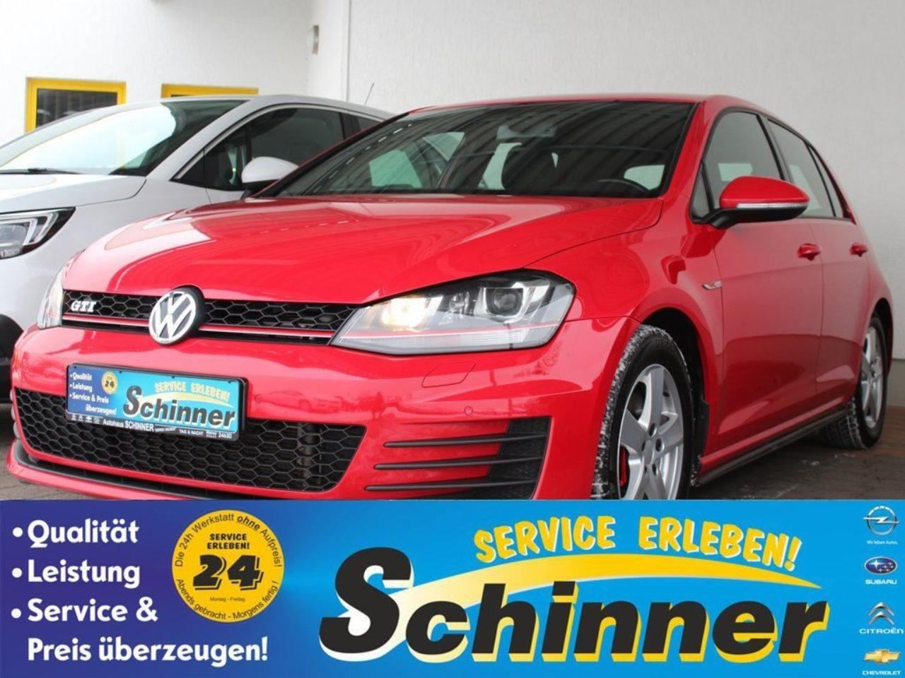 Volkswagen Golf BlueMotion Technology