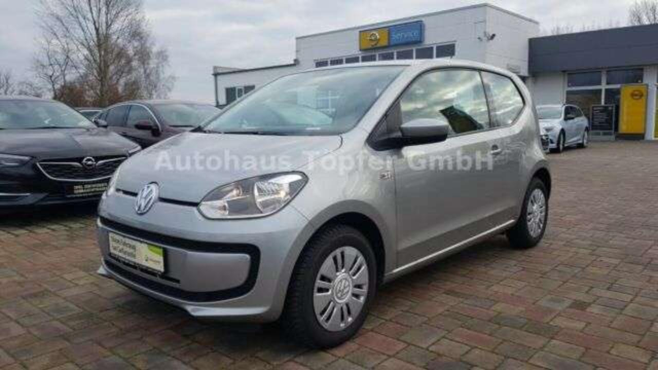 Volkswagen Up Ultra All-Inclusive > VW up! ** Standheizung **
