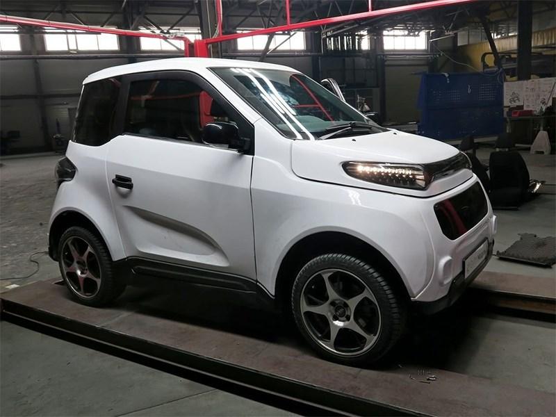 Назван срок запуска производства российского электромобиля Zetta