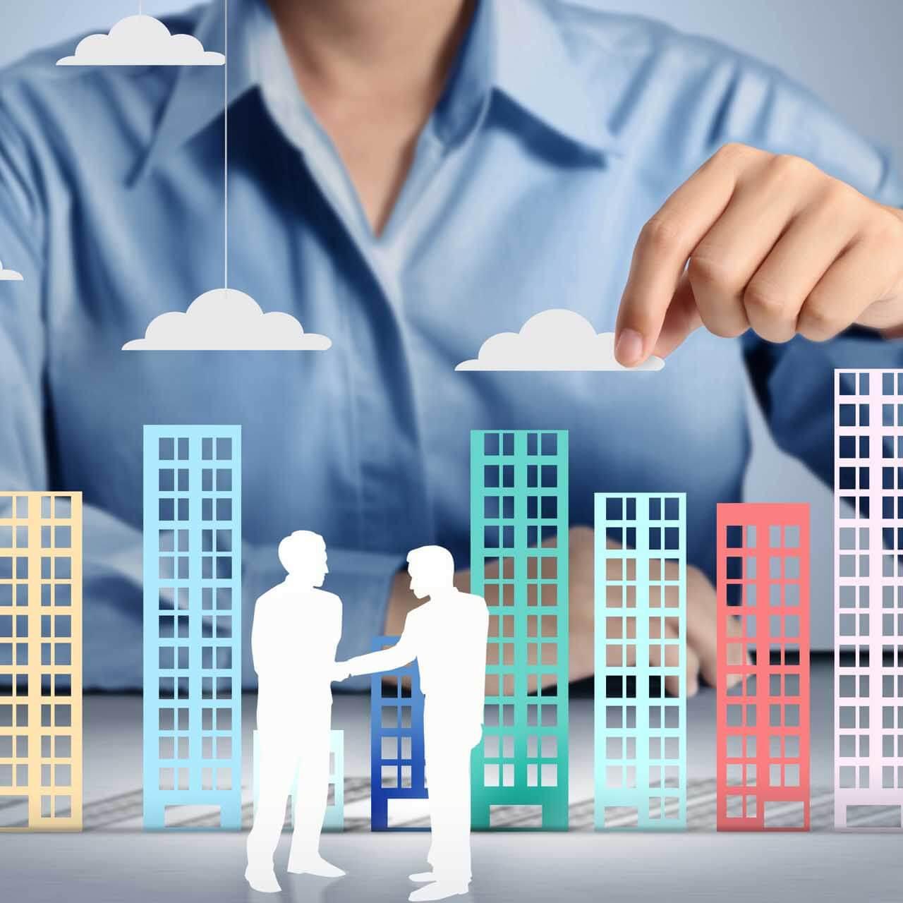 Назревает серьезный передел на рынке глобальной недвижимости