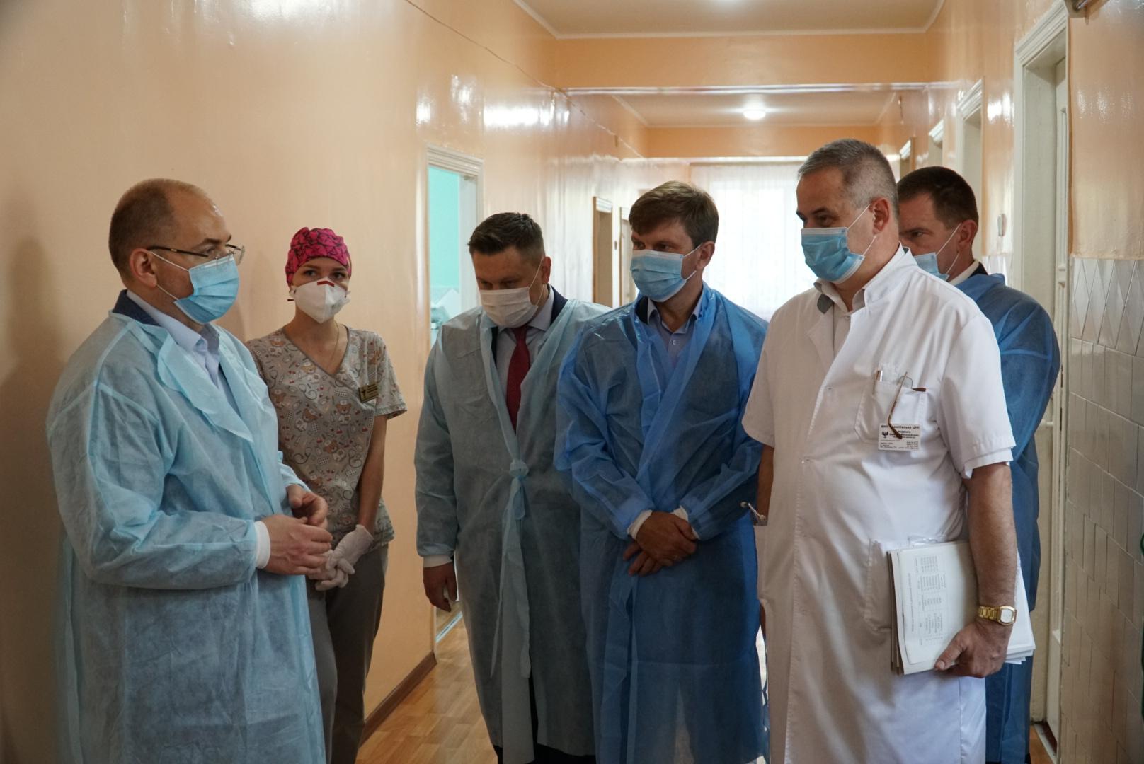 Як Степанов планує «розпилити» мільярд на медичному обладнанні