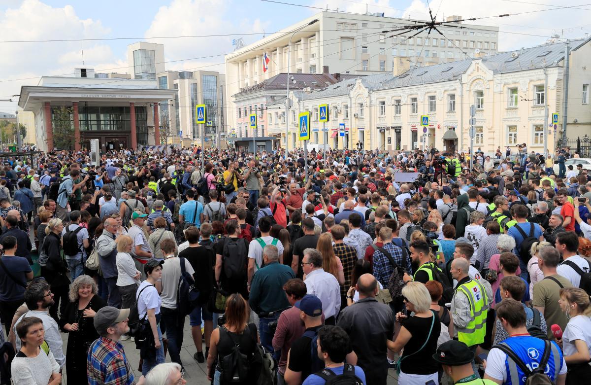 "Для ухода дряхлого ""нацлидера"" Путина наконец сложились все условия"