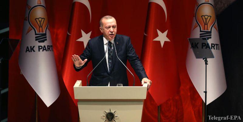Эрдоган жестко ответил ЕС на критику военной операции в Сирии