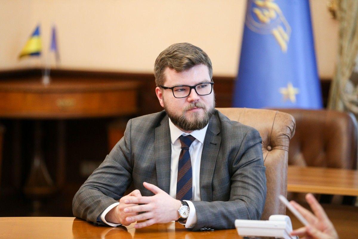 Глава УкрзализныциКравцов объявил об уходе с занимаемой должности