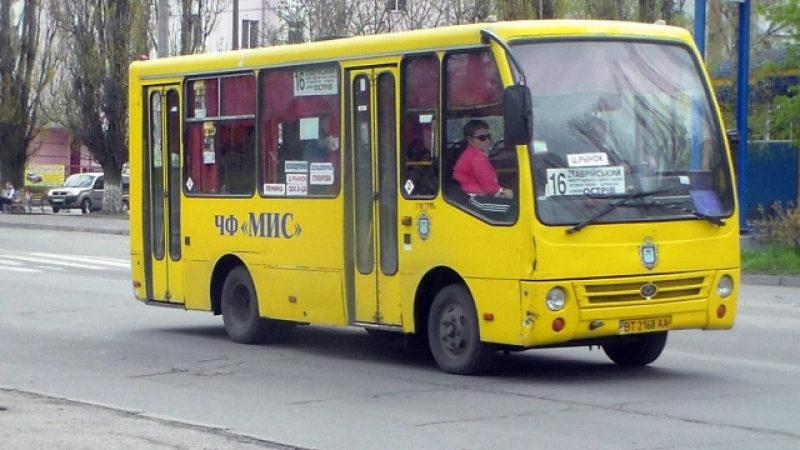 Херсонский активист создал таблицу онлайн-учета общественного транспорта