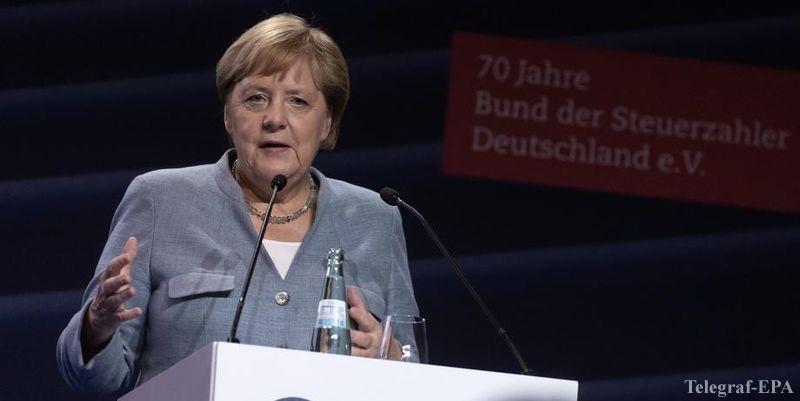 Меркель: Brexit из соглашением все еще возможен