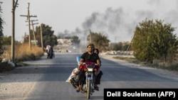 Міністерство оборони Туреччини: наземні війська зайшли на територію Сирії