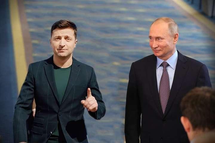 """""""Не играю в игры"""": Зеленский отказался обнародовать стенограммы своих разговоров с Путиным"""