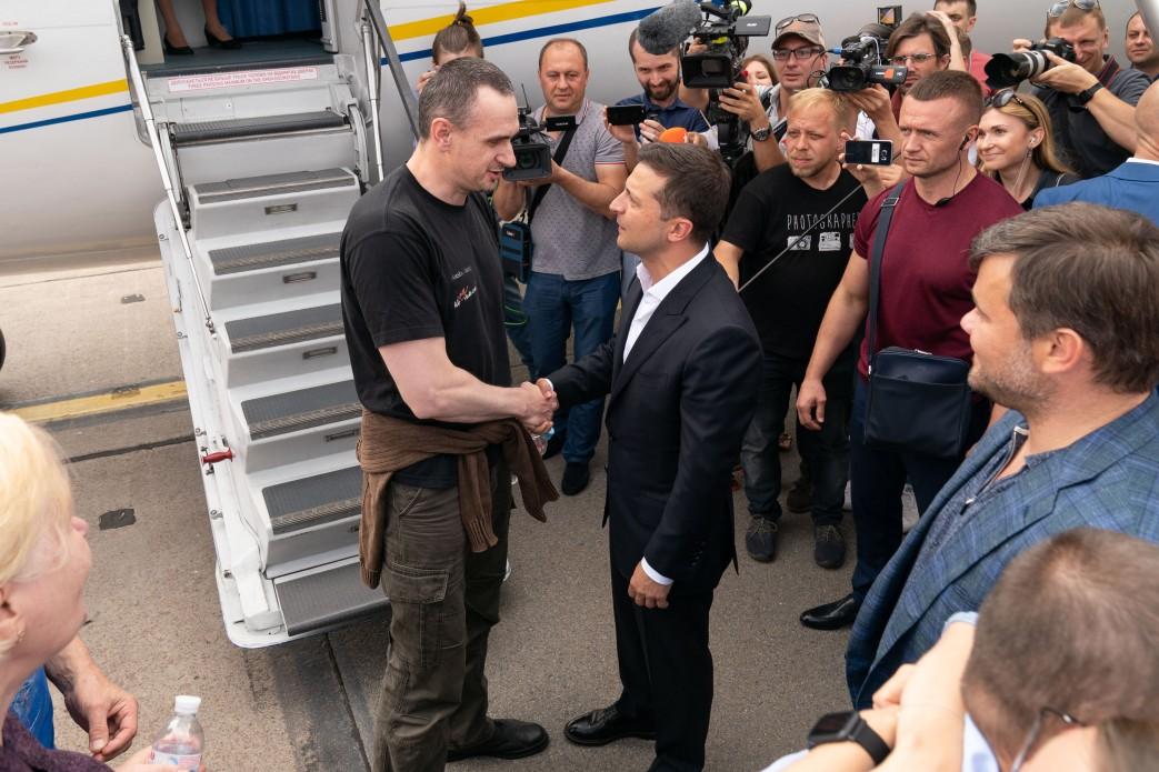 Обмен пленными: освобожденные украинцы получат по 100 тысяч от государства