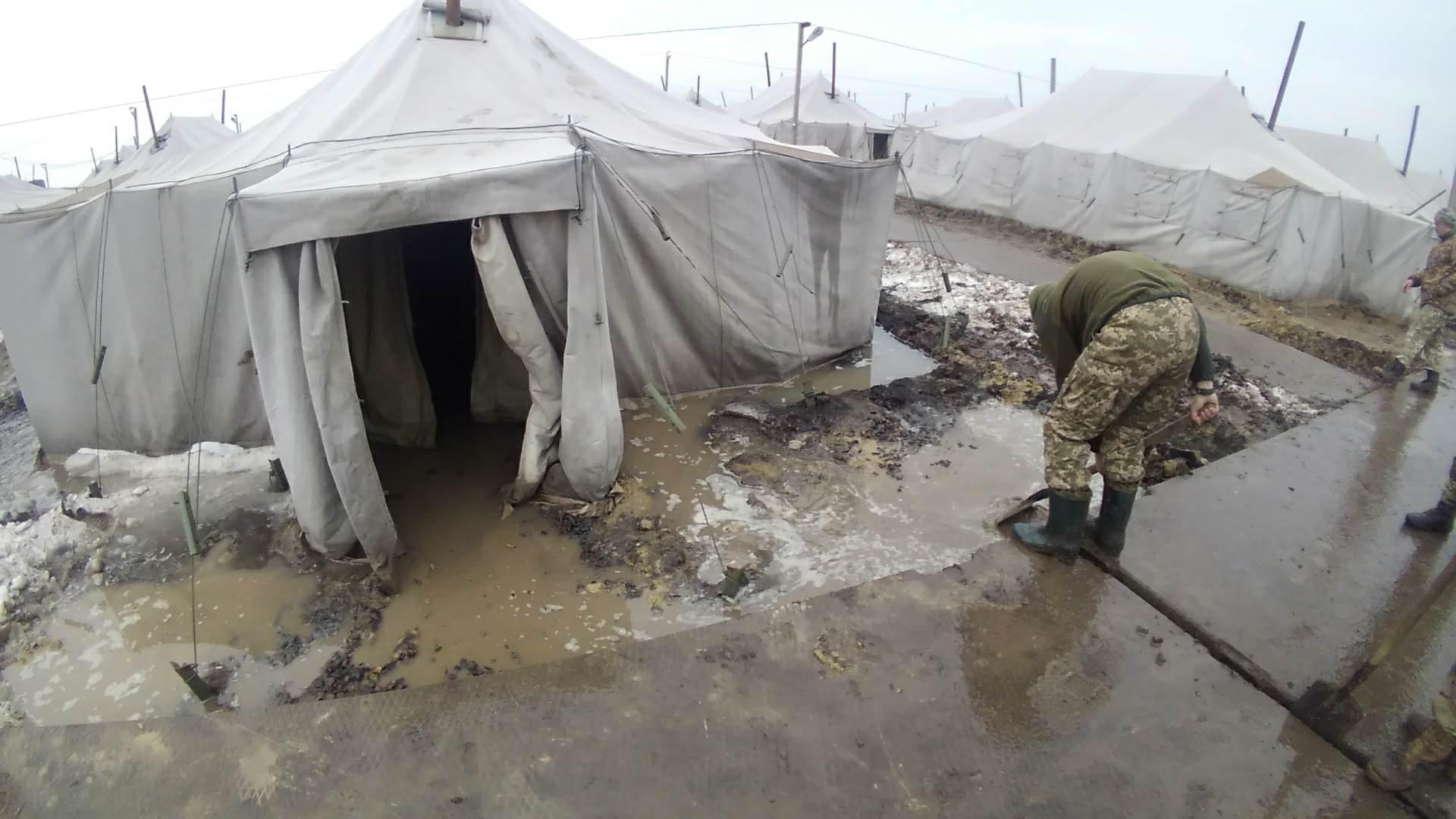 При строительстве на полигоне на Николаевщине разворовали 37 млн гривен – ГБР