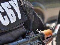 СБУ виявила в будівлі президії НААН схованку зі зброєю та боєприпасами