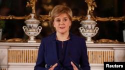 Шотландія може залишитися у складі ЄС після Brexit – Стерджен