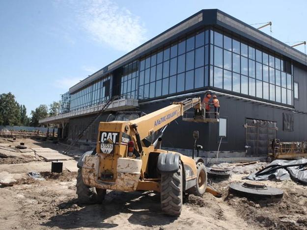Скоро открытие: как выглядит сейчас строительство нового терминала запорожского аэропорта (ФОТО) - Это удивило всех
