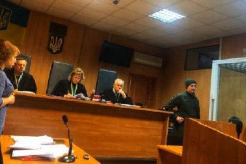 Суд в Одессе продлил меру пресечения обвиняемому в убийстве боксера Лащенко