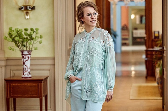 Свадьба Ксении Собчак: назвали цену свадебного платья