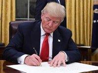 Трамп підписав закон про боротьбу з допінгом