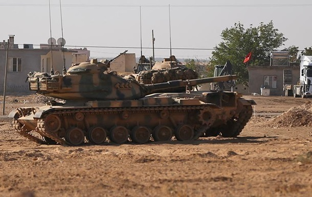 Туреччина заявила про завершення підготовки до операції в Сирії