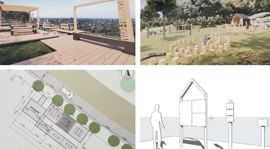 У Франківську реалізовують п'ять проєктів, щоб зробити місто сучасним та комфортним