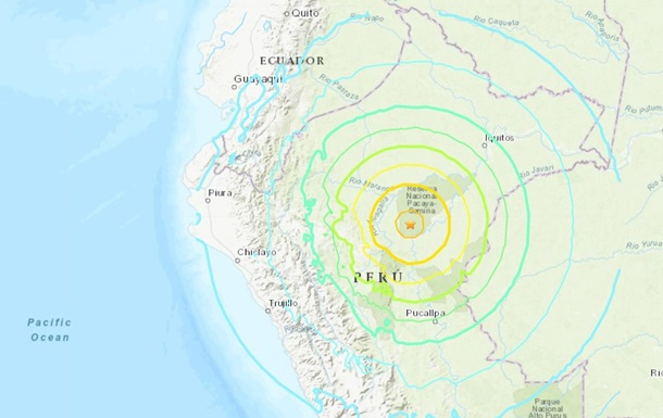 У Перу стався руйнівний землетрус - Редакция UNP