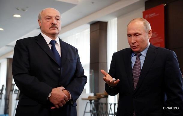 У Путіна розповіли про розмову з Лукашенком