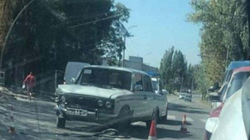 В Херсоне за сегодня опять случилось две аварии