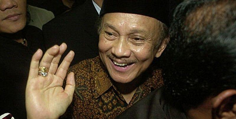 В Индонезии оплакивают смерть экс-лидера