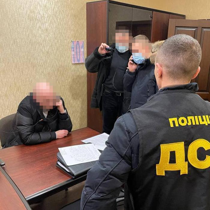 Замдиректора «Украэроруха» задержан по подозрению в мошенничестве